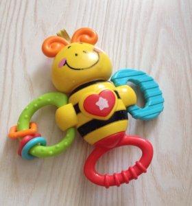 Игрушка пчёлка музыкальная