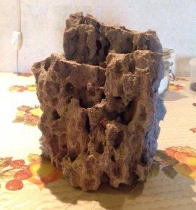 Камни в аквариум (натуральные )
