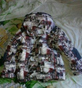 Куртка зимняя;98