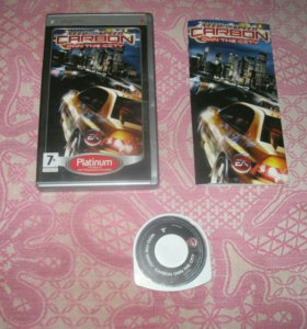 Need for speed carbon на psp