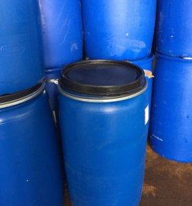 Бочки пластиковые пищевые 220 литров,