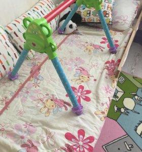 Турничок для игрушек