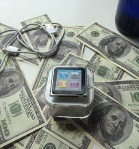 iPod nano 6 silver