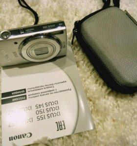 Фотоаппарат canon lxus 155