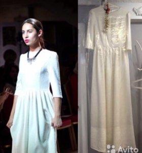 Шикарное свадебное/вечернее/венчальное платье