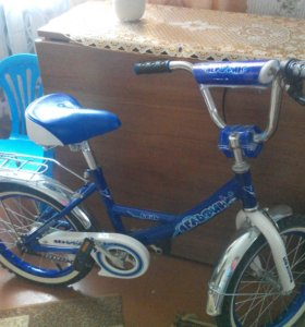 """Детский велосипед """"Дельфин"""""""