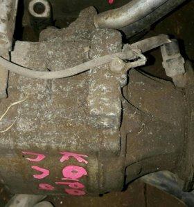 Компрессор кондиционера на Тайота королла Е120