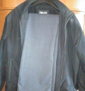 Мужкой комплект куртка+брюки