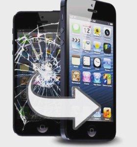 Замена LCD IPhone