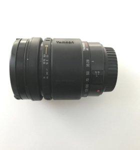Объектив Tamron AF 28-200 mm + светофильтр+чехол