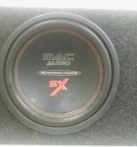 Сабвуфер MacAudio SX