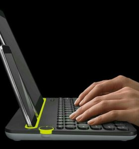 Bluetooth Multi-Device Keyboard Logitech k480