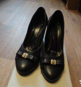 Туфли новые.Натуральная кожа