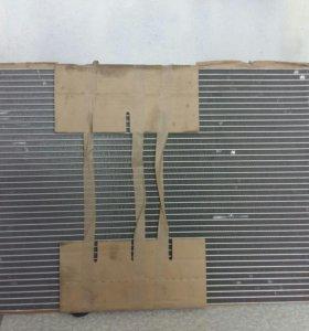 Радиатор кондиционера (конденсер) для bmw x1 2.0 б