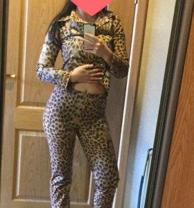 Костюм леопардовый