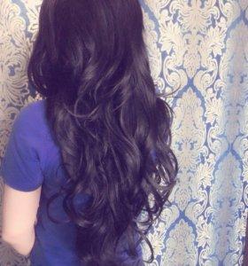 Парик термо волосы