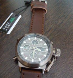 Часы Amst 3003 +спиннер в подарок