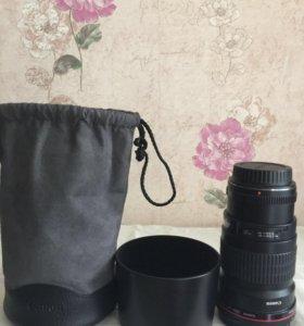 Объектив- Canon lens 200 mm. EF-1:2.8 L ll