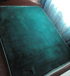 Кровать двуспальная+ матрас