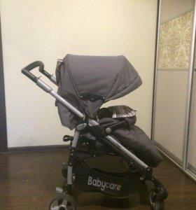 Прогулочная коляска baby care GT 4 Plus