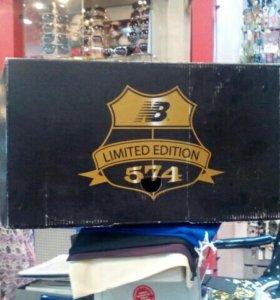 Коллекционные new balance limited edition 574