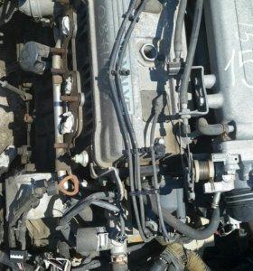 Двигатель на Тайота Карина 93_95