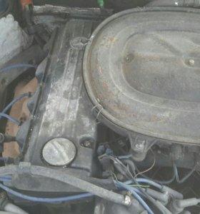 Двигатель на Мерседес бенц 124 93год
