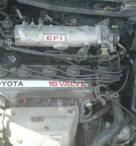 Двигатель 4s Тайота Виста 93год