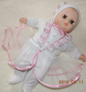 Комплект для новорожденной девочки