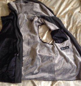 Мужская подкладка под пальто или куртку
