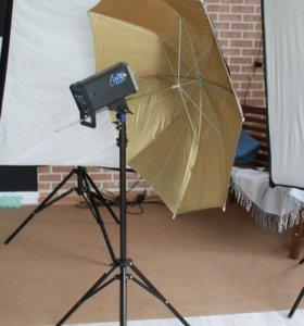 Комплект Фото оборудование Hensel Contra 500