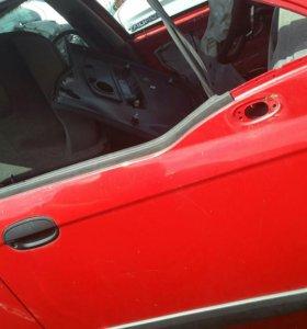 Двери на шевроле спарк 2004
