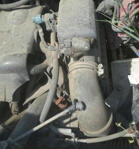 Двигатель на Тайота вв