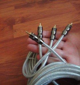 2 -ва комплекта межблочных проводов daxx r55-50