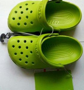 Кроксы(crocs)