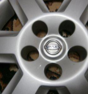 Колпак для Nissan Qashqai, Juke R16