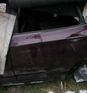 Кузов хетчбек Фиолетовый, для Hyundai Solaris