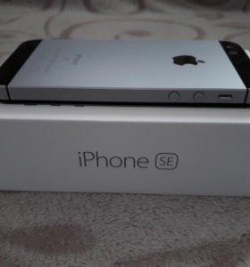 Продам iPHONE SE 128GB Space Gray