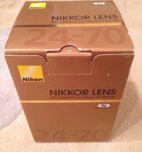 Объектив:Nikon AF-S 24-70mm f/2.8G ED