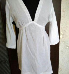 Блузка туника.