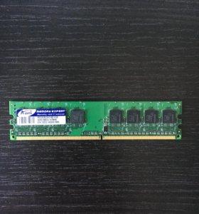 Оперативная память DDR 2 512 mb