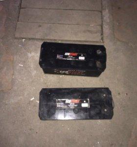 Автоаккумулятор ECOSTART