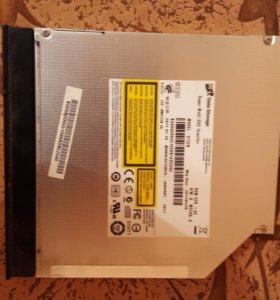 DVD-RW для ноутбука