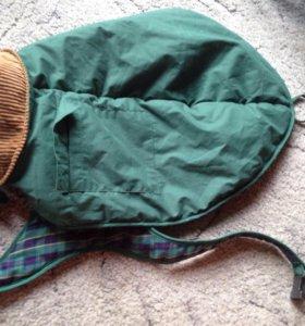 Пальто для собак и ботиночки