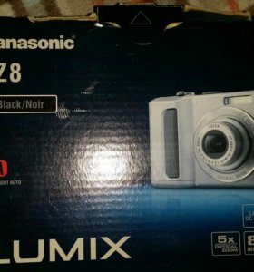 Фотоаппарат Panasonic LZ8
