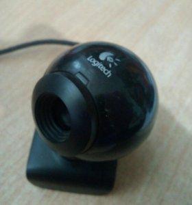 Веб камера логитеч