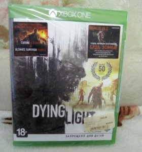Dying Light на Xbox One