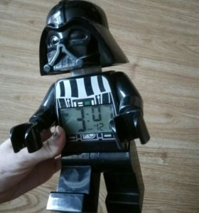 Часы lego star wars darth vader
