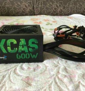 Aerocool kcas 600w 80 plus bronze