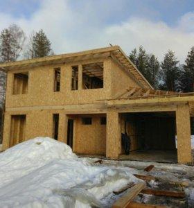 Строительство и ремонтные работы любой сложности.